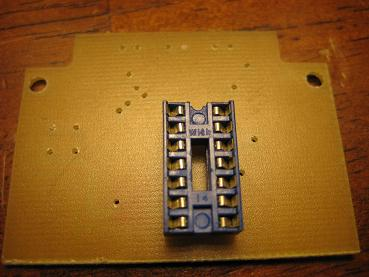 Infrared remote jammer pcb assembly