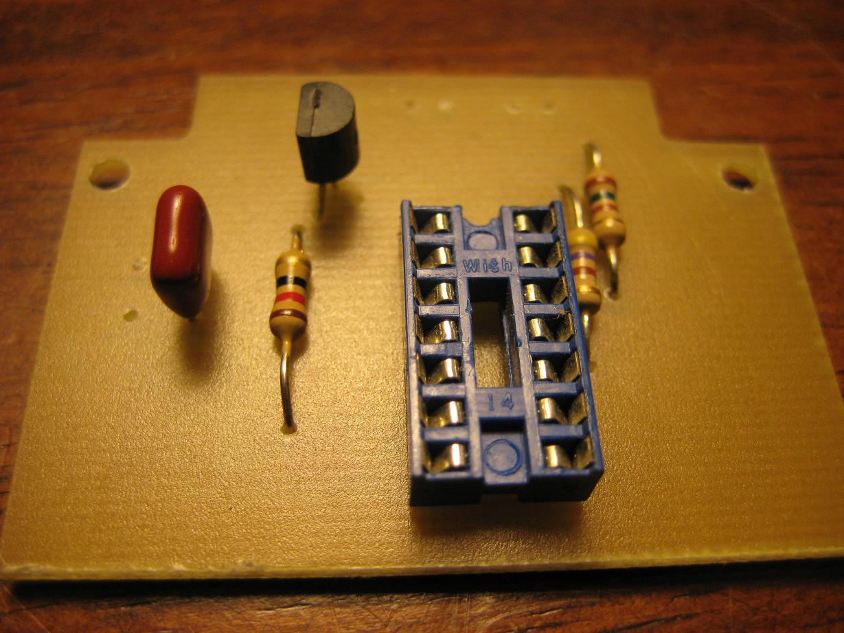 Http Infrared Led Remote Jammer Using Microchip Electronic Circuit Pcb Assembly