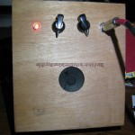 Cigar Box Amp (.375w)