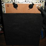 Cigar Box Amp 4 speakers (.375w)