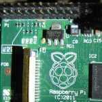 The gPIo of the Raspberry Pi
